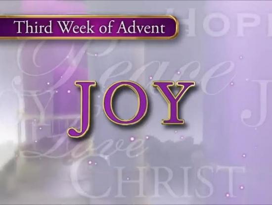 Joy Sunday? In aPandemic?