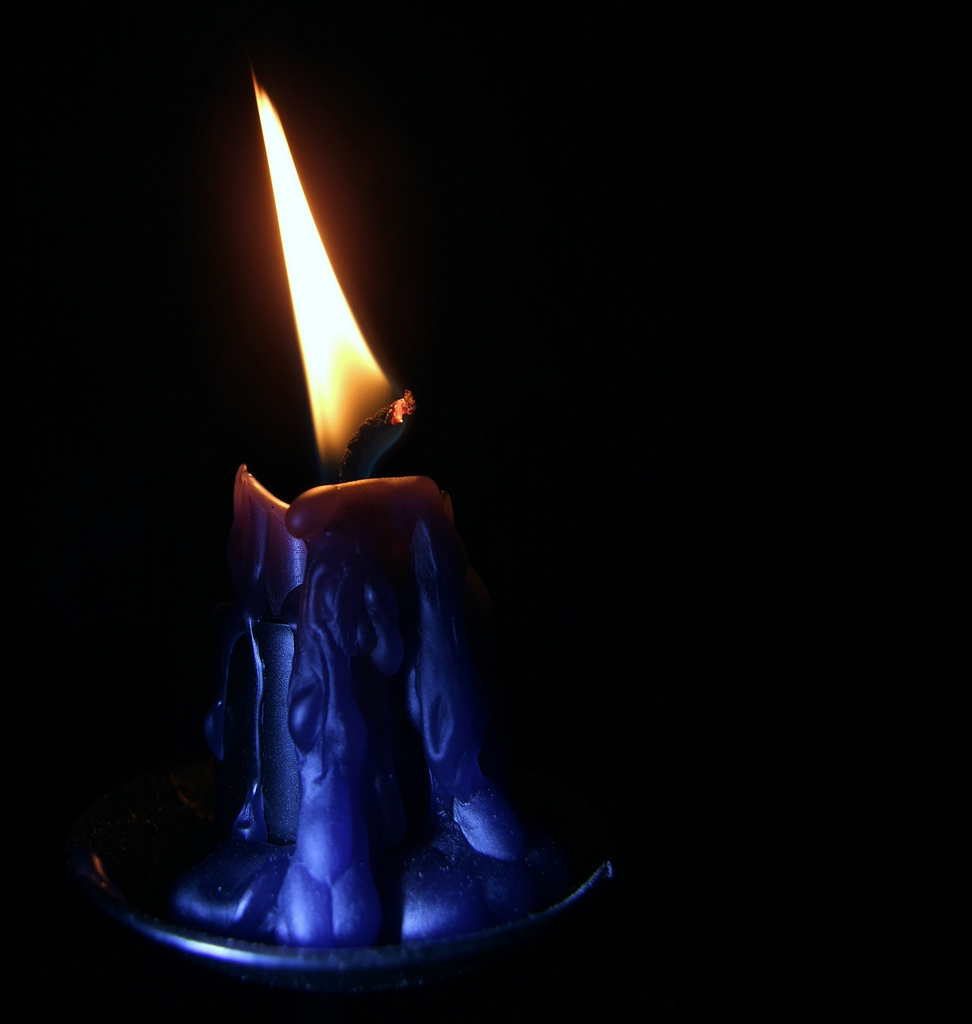 Dec-2014-Blue-Candle