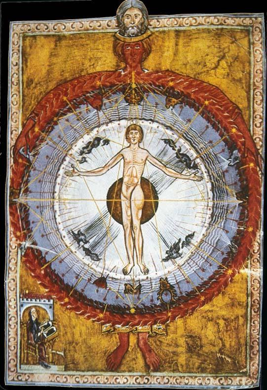 Hildegard-of-Bingen-CosmicWheel