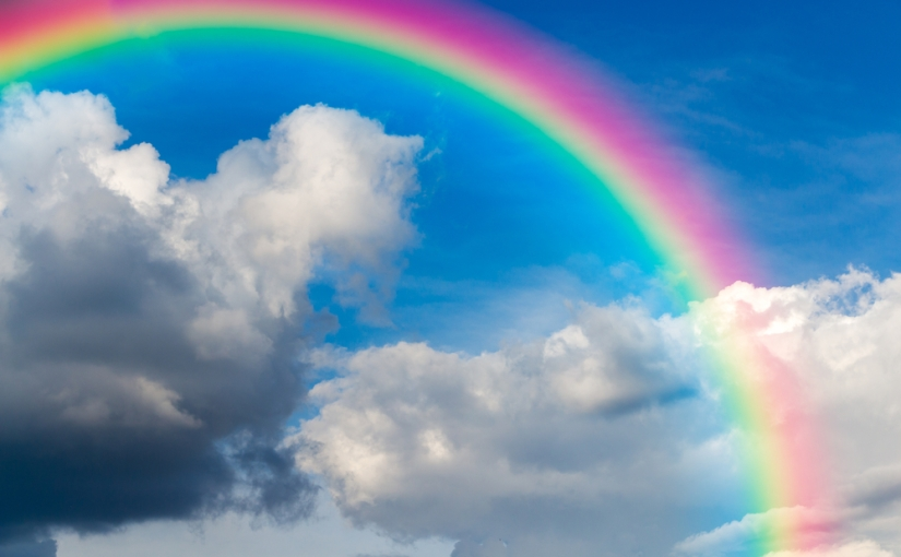 Lent 1: Noah and the Rainbow Covenant