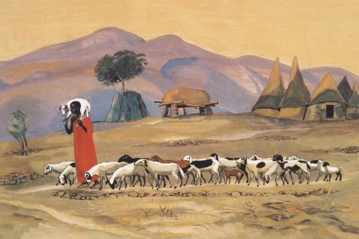 Whose Good Shepherd?